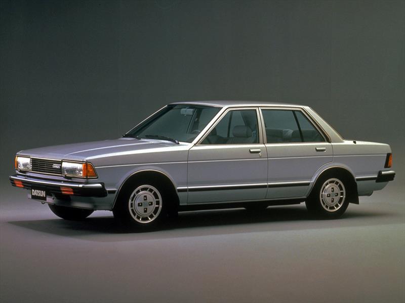 Datsun Bluebird 1979-1983: Un ícono de la marca