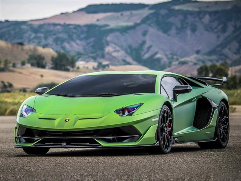 Lamborghini Aventador SVJ excede las exceptivas con sus 770 hp