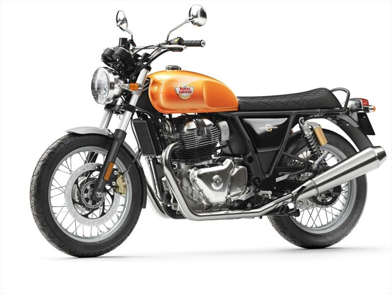 Interceptor INT 650 y Continental GT 650, lo nuevo de Royal Enfield