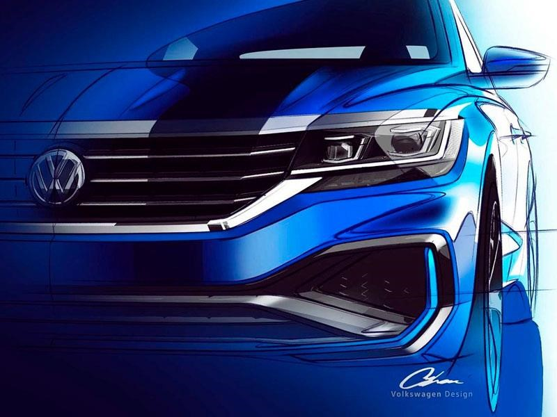El nuevo Passat de Volkswagen se acerca a su lanzamiento
