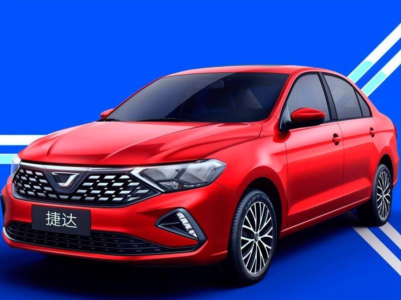 Jetta es la nueva marca independiente de Volkswagen para el mercado chino