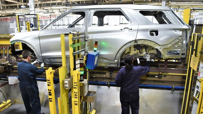 Ford detiene su producción en América del Norte a causa del coronavirus