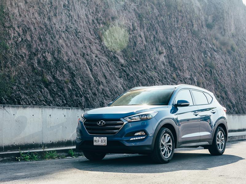 Hyundai Tucson 2016 a prueba