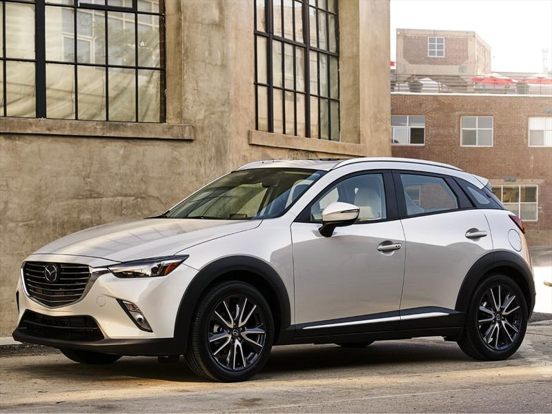 Mazda CX-3 2018: Precios y versiones