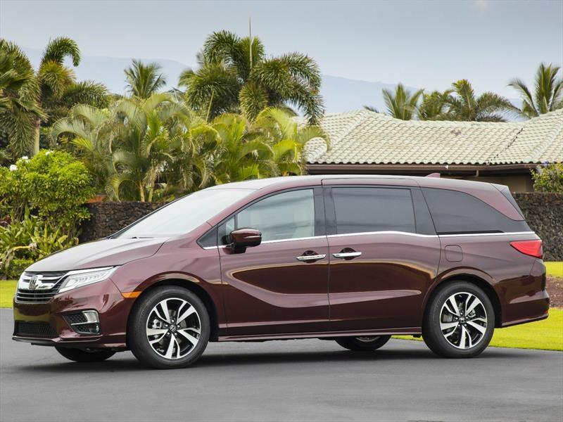 Honda Odyssey 2018 Precios Y Versiones Autocosmos Com