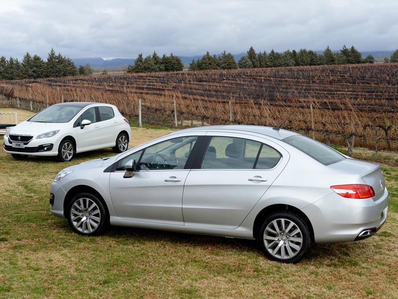 Peugeot 308 y 408 actualizan su gama en Argentina
