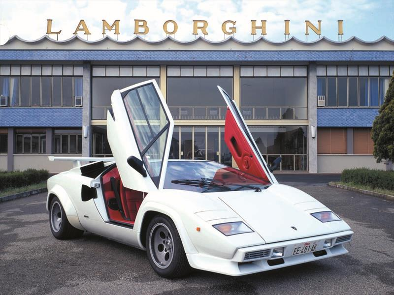 Clásicos: Lamborghini Countach