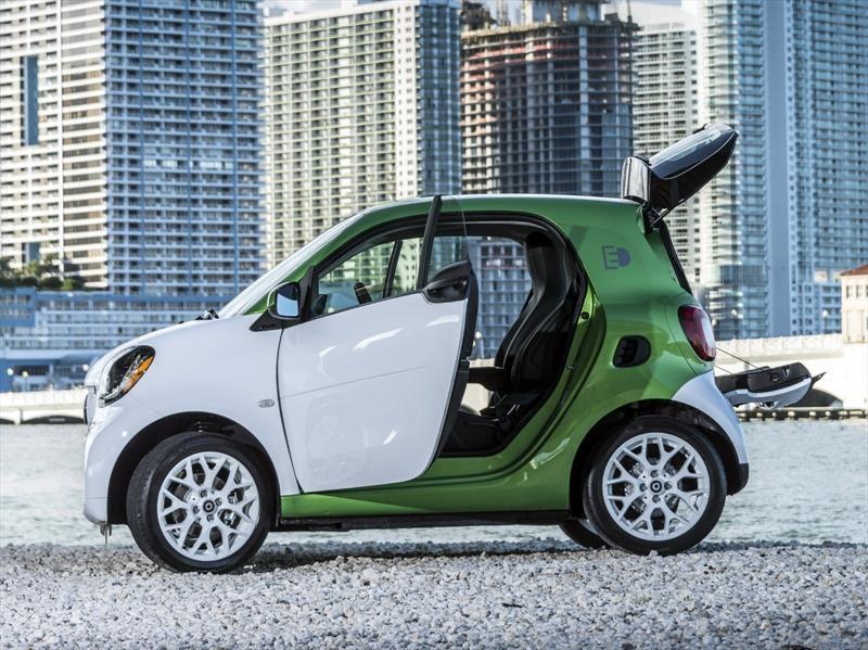 smart fortwo electric drive 2017: Precios y versiones