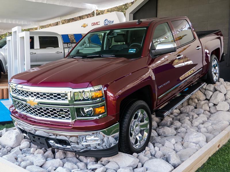 Chevrolet Cheyenne 2014 llega a México