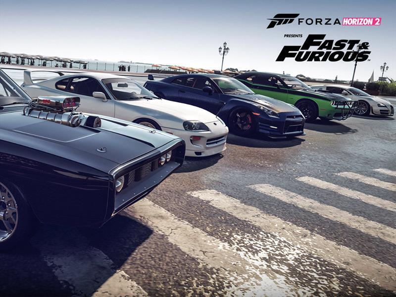 R 225 Pidos Y Furiosos 7 Est 225 Disponible En El Forza Horizon 2