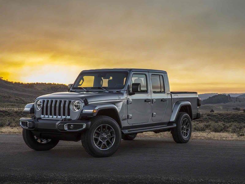 Jeep Gladiator 2020, el Wrangler convertido en pickup