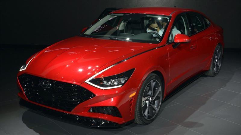 Hyundai Sonata 2020, radical y deportivo