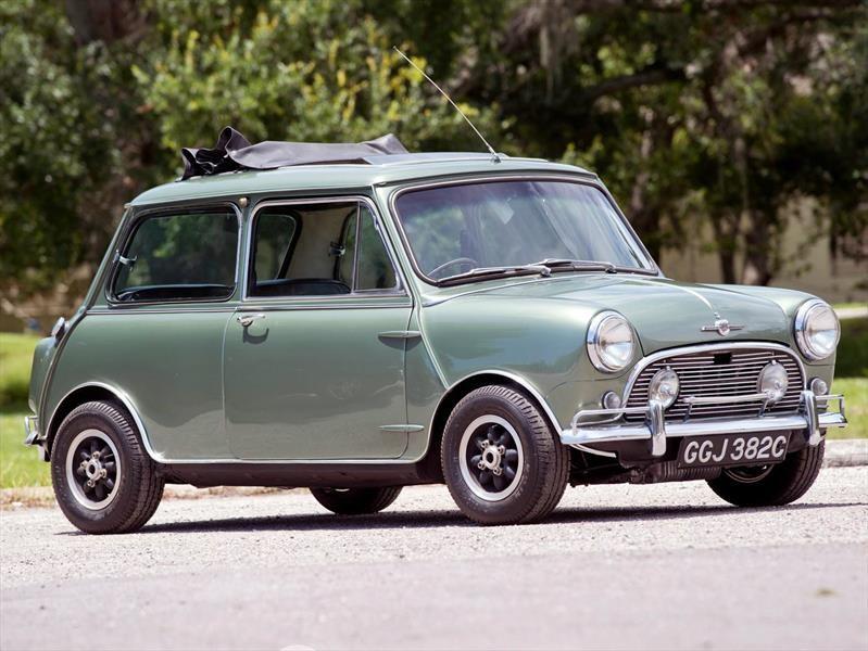 A subasta el Mini Cooper S DeVille 1965 de Paul McCartney