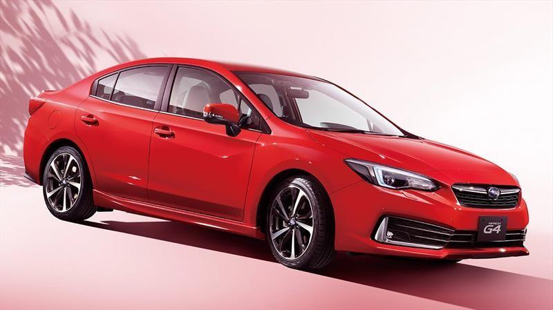 Subaru Impreza 2020 recibe facelift