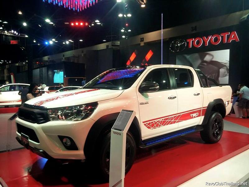 Toyota Hilux 2016 Podr 237 A Tener Versi 243 N Deportiva