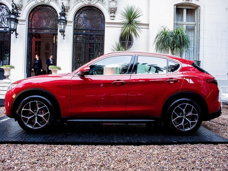 Alfa Romeo Giulia y Stelvio llegan a Argentina y ya los probamos