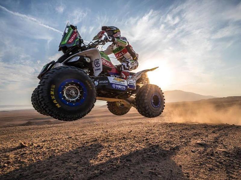 ¿Cómo van los pilotos chilenos en el Dakar 2018 tras el día de descanso?