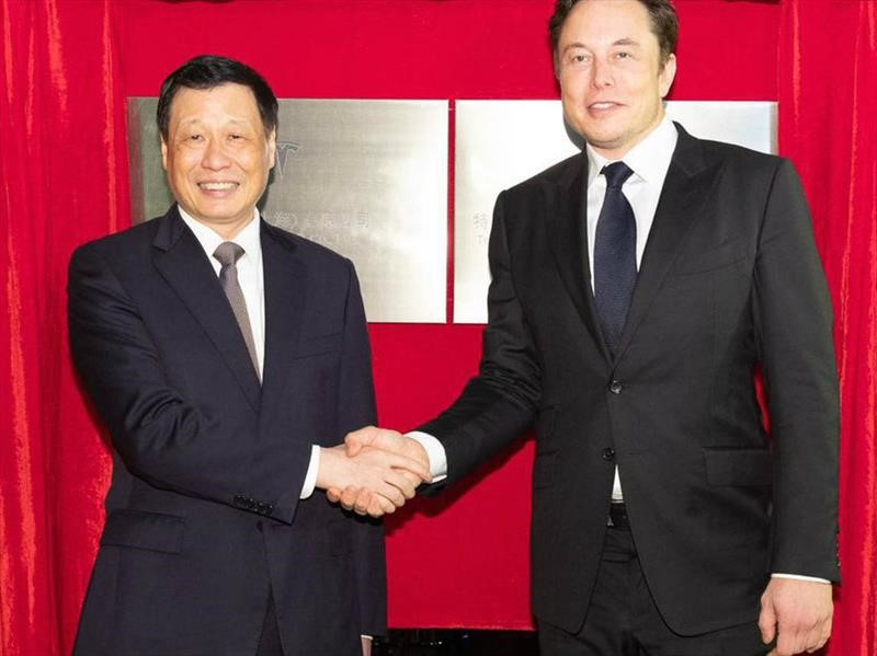Tesla tendrá una fábrica en China