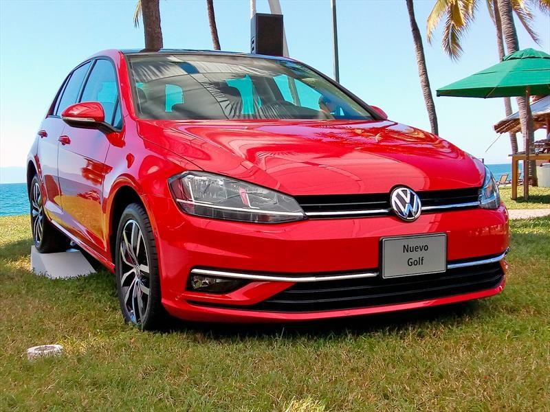 Volkswagen Golf 2018 se presenta