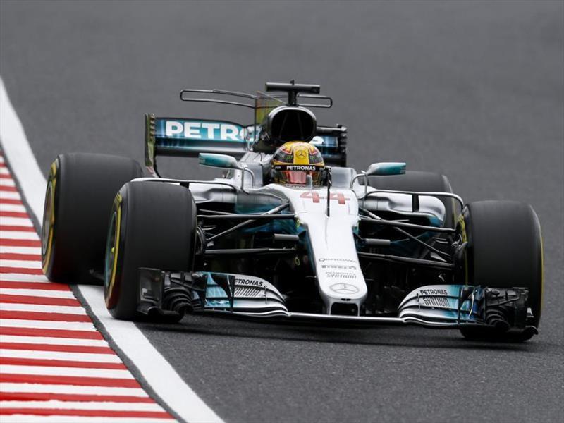 F1 2017 GP de Japón: Hamilton aventaja a Vettel y se acerca a un nuevo título