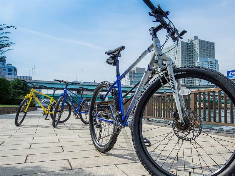 Conoce las bicicletas AWD de Subaru