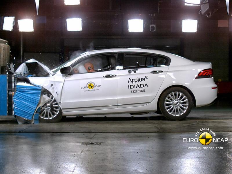 Qoros 3 Sedán es el primer auto chino con 5 estrellas en la Euro NCAP