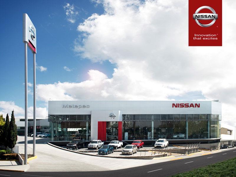 Nissan Inaugura Nueva Agencia En El Estado De M Xico