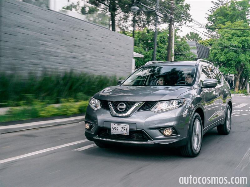 Nissan X-Trail 2015 a prueba