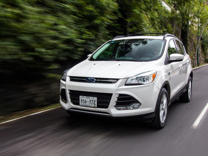 Ford Escape Se >> Ford Escape 2014 con motor Ecoboost a prueba - Autocosmos.com