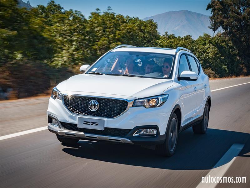 Test Drive: MG ZS 2018