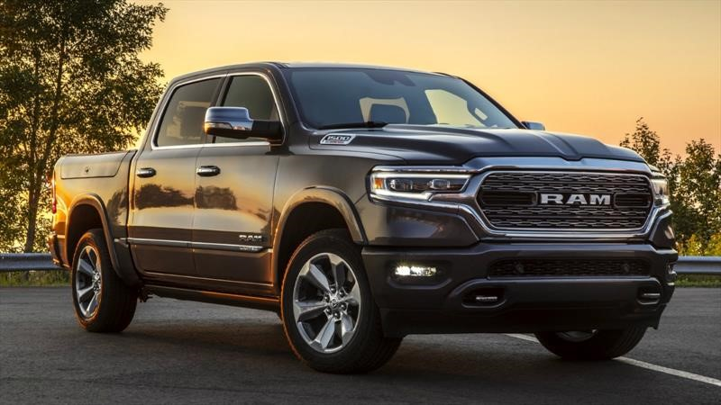 Ram 1500 EcoDiesel es el Green Truck of the Year 2020