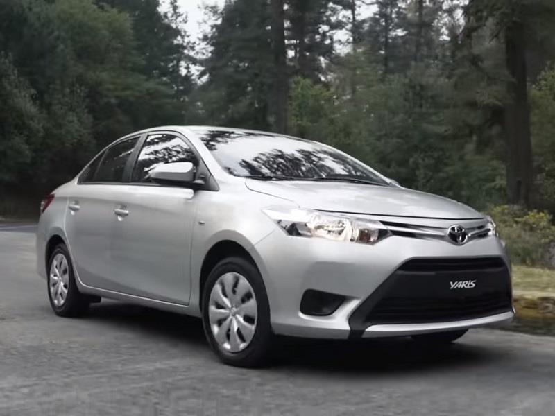 Toyota Yaris Sedán 2017 llega a México desde $199,900 pesos