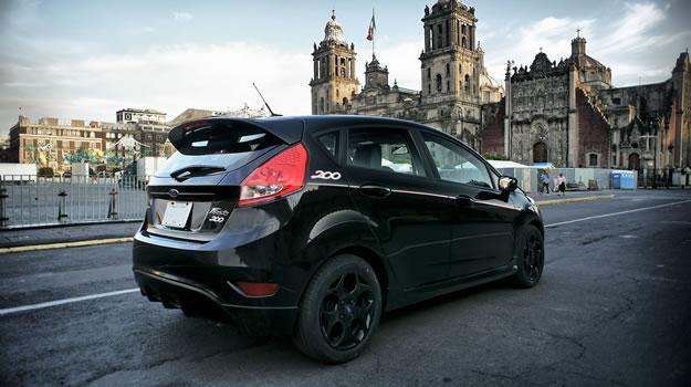 Se Fabrica La Unidad 250 000 Del Ford Fiesta En Cuautitlan