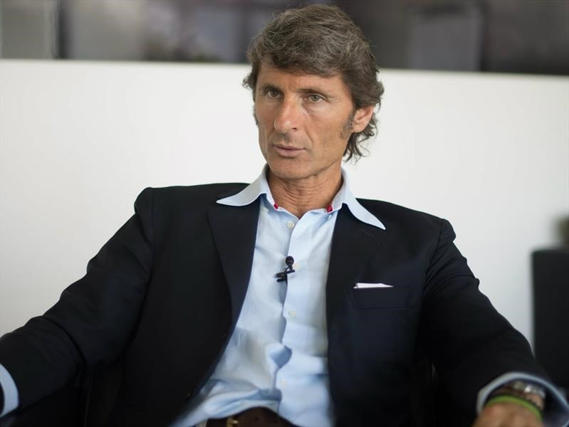 Stephan Winkelmann es presidente de Bugatti