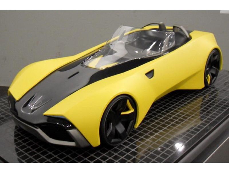 Venta De Autos >> Estudiante diseña el Honda S2000 Roadster del 2020