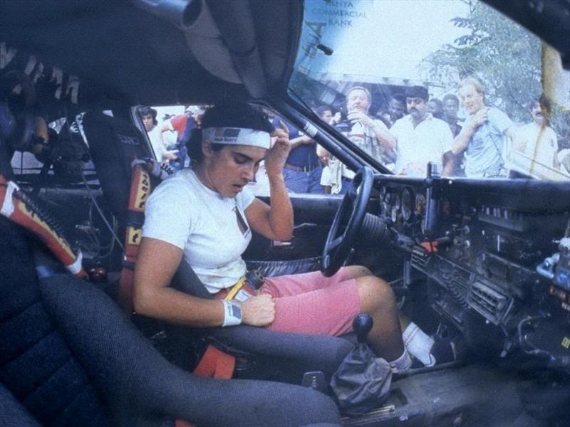 10 mujeres que hicieron historia en el automovilismo