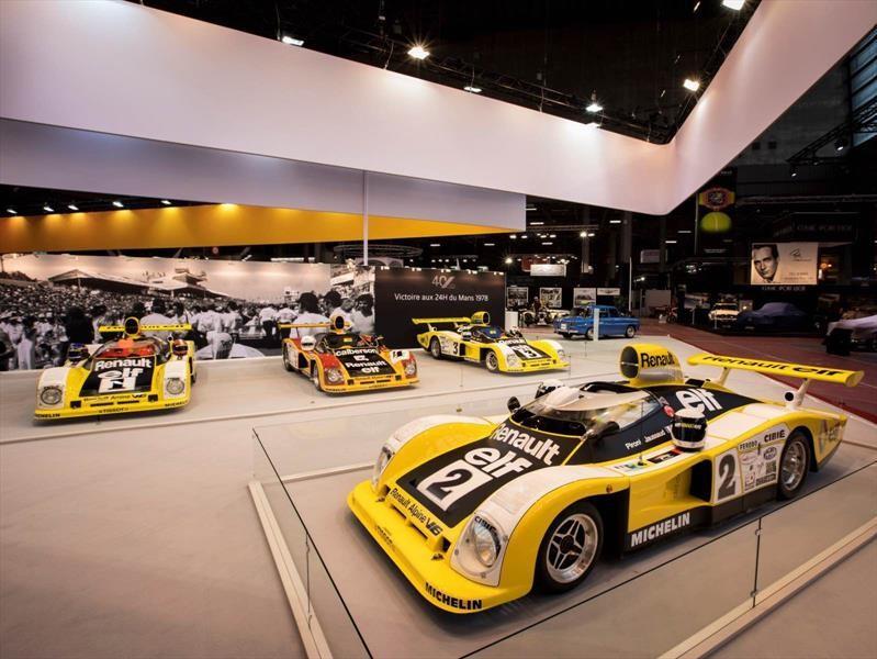 Rétromobile celebra los 40 años del Alpine ganador de Le Mans