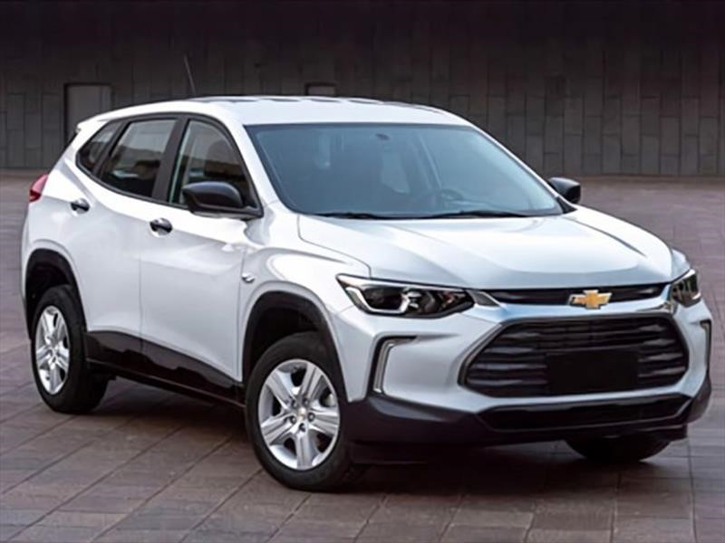 Primeras imágenes del Chevrolet Trax 2020