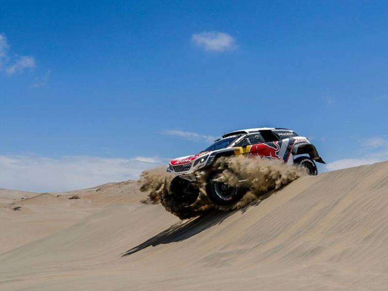 Cuarta etapa del Rally Dakar 2018