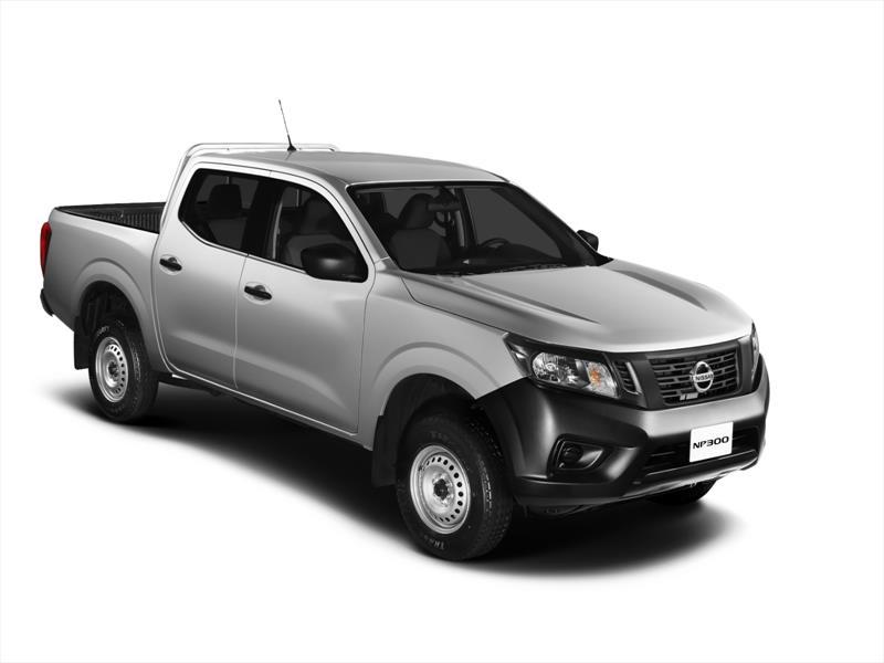 Nissan NP300 Frontier y sus nuevas versiones llegan a ...