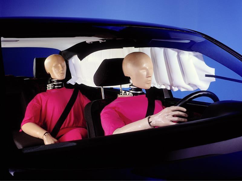 La historia de los airbags, grandes aliados de la seguridad