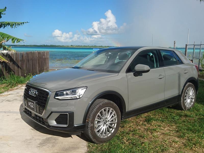 primer contacto con el Audi Q2 2018