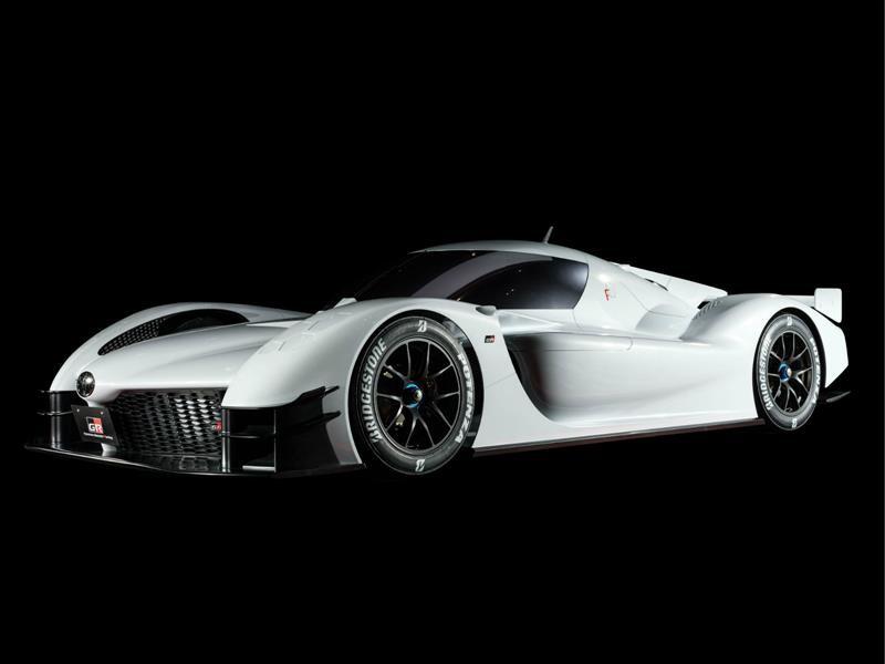 Toyota GR Super Sport Concept es un LMP1 para calle