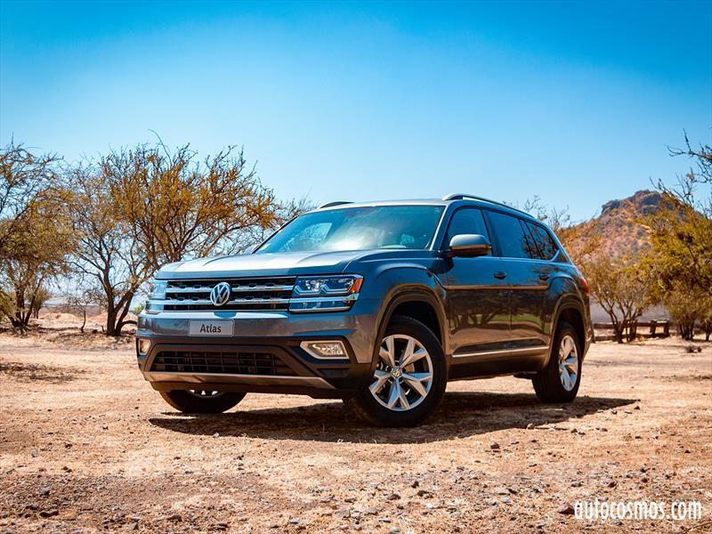 Volkswagen Atlas en Chile, tamaño familiar