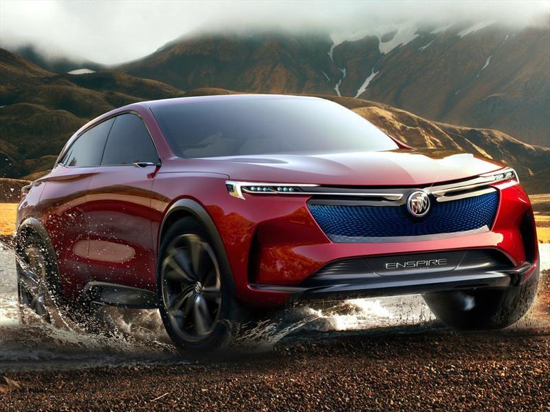 Buick Enspire EV Concept, el futuro rival del Tesla Model X