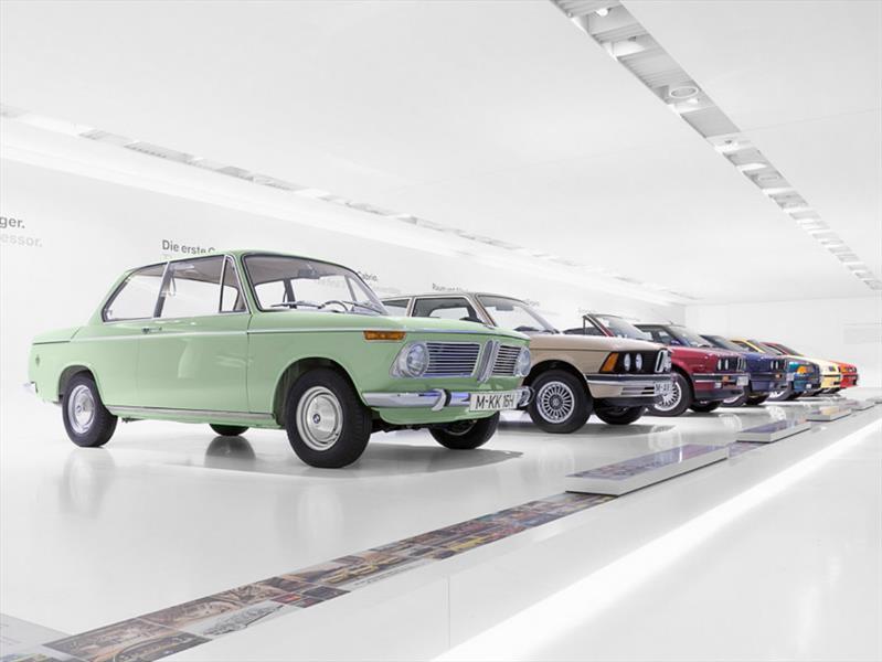 Visitá el Museo de BMW desde tu smartphone