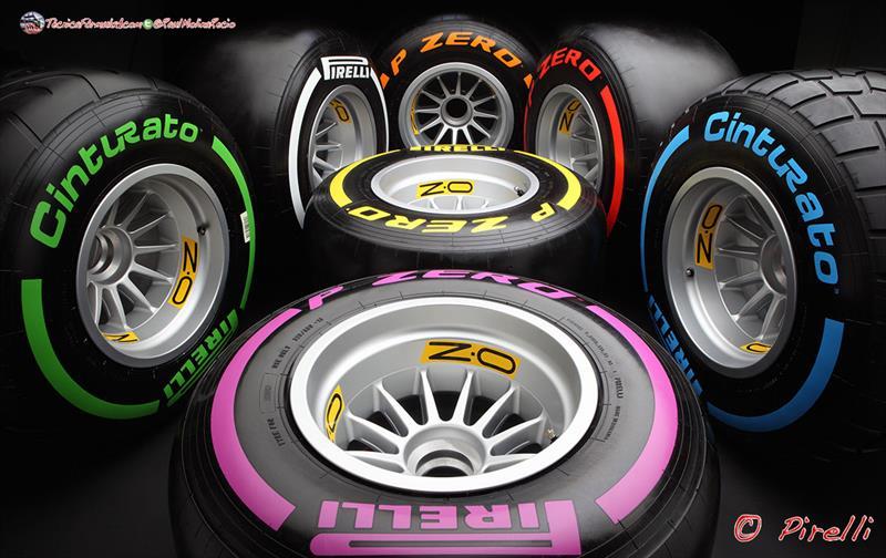 F1: El nuevo reglamento de neumáticos de 2016