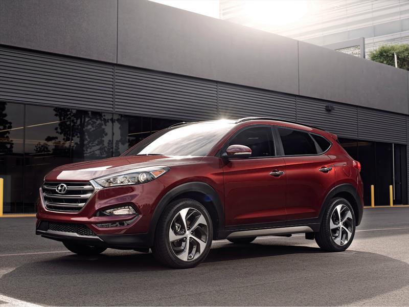 Hyundai Tucson 2016 tiene un precio inicial de  22,700 dólares -  Autocosmos.com 67ad0971bd