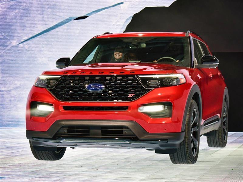 Llega la Ford Explorer más deportiva de todas