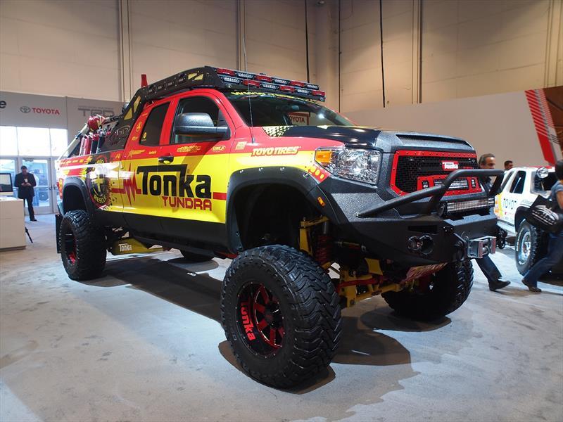 Toyota Tonka Tundra Un Super Juguete Autocosmos Com